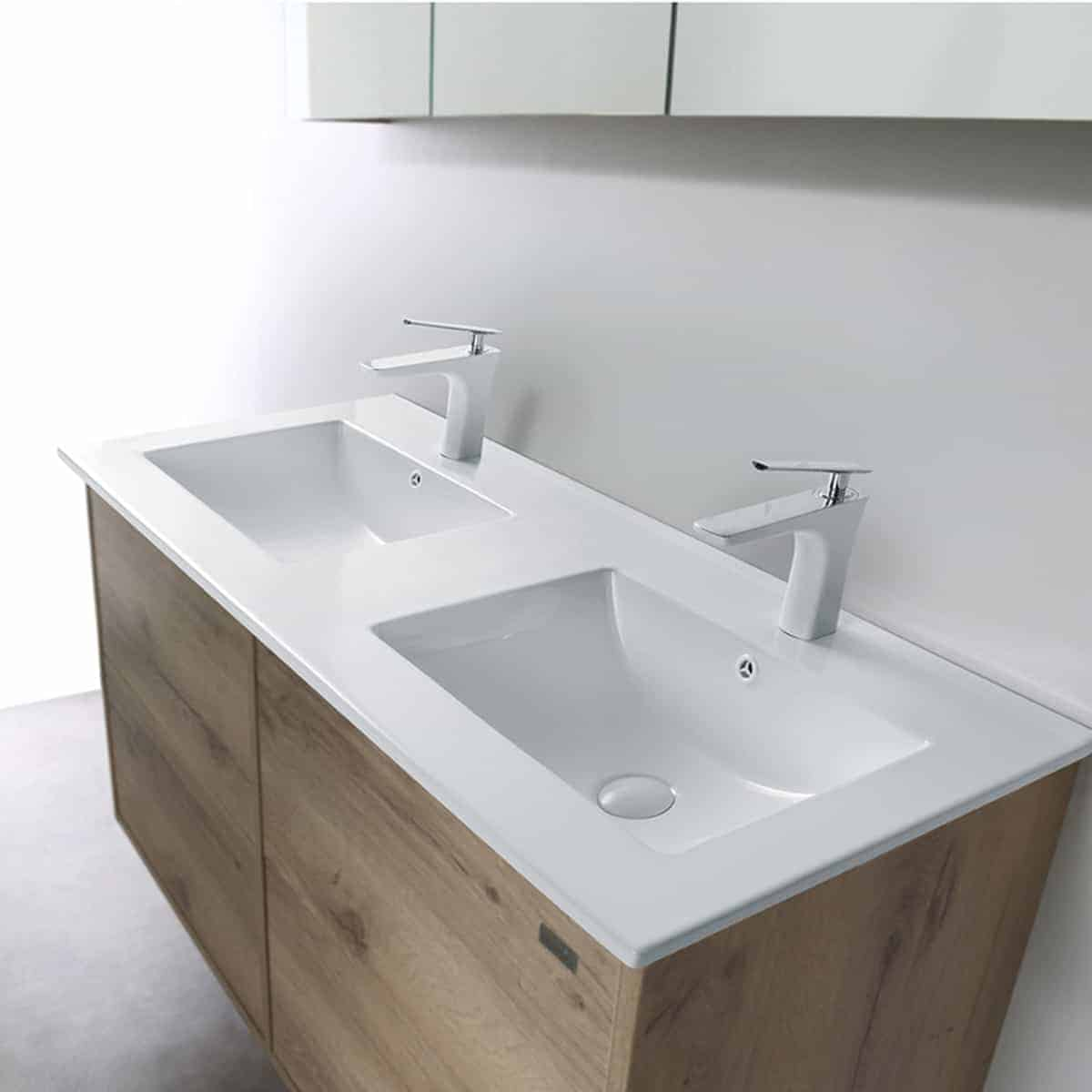Ce Cupc Approved Bathroom Vanities Double Sinks 90e Professional Sanitary Ware Manufacturer From China Sunrex